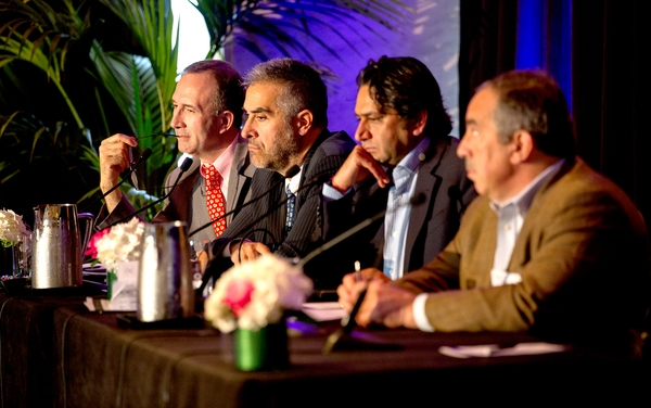 The 9th annual CICT 2015 San Francisco-- Complex  Interventional Cardiovascular Therapy A Case-Based Workshop on Saturday, August 1, 2015. ( Photo by Norbert von der Groeben )