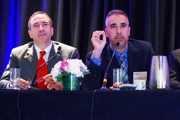 The 9th annual CICT 2015 San Francisco-- Complex  Interventional Cardiovascular Therapy A Case-Based Workshop on Friday, July 31, 2015. ( Photo by Norbert von der Groeben )